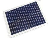 Panneau solaire polycristallin 3W qui peut être personnalisé