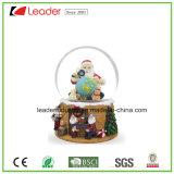 Globo dipinto a mano della neve del regalo 60mm della resina per il regalo domestico di Decoration&Souvenir ed i regali promozionali