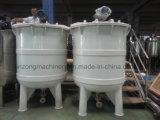 漂白液の洗浄の洗剤のための混合タンク