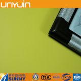 Étage commercial de PVC de couleur pure d'intérieur en roulis