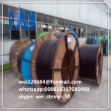26KV 35KV XLPE aisló el cable de transmisión forrado PVC