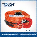 corda sintética de 4X4 Uhmwpewinch com acessórios
