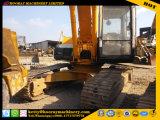 Excavador usado de KOMATSU PC200-5, excavador de la correa eslabonada PC200-5, excavador de KOMATSU PC200-5