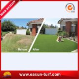De Vloer die van de tuin het Kunstmatige Gras van het Gras behandelen