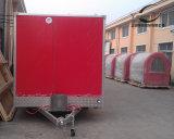 Macchina del gelato per il camion ed il carrello mobili dell'alimento
