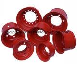 رافعة شوكيّة فولاذ حافّة عجلات (5.0-12, 3.0-8, 4.0-9, 5.0-10, 5.0-12)