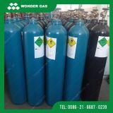 cylindre d'oxygène 6m3 pour le marché de Colombie (40L X150BAR)