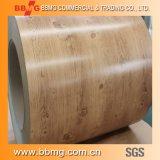 Farbe galvanisierte Stahlblech in Baumaterial-Farbe beschichtetem Stahlring PPGI der Ring-(PPGI)
