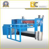 Prensa de batir hidráulica automática completa de 2 rodillos de una talla más grande