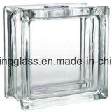 190*190*95mm曲げられたガラス・ブロック