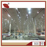 Profils d'extrusion de plafond en aluminium en forme de U pour la construction d'intérieurs décoratifs