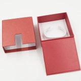 Rectángulo barato barnizado del cartón de la pulsera de reloj de la alta calidad (J32-C2)