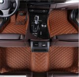 2009-2016 소형 BMW를 위한 가죽 차 매트 5D