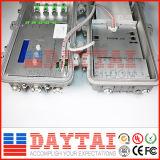 Fabricación 4 FTTH portuarios al aire libre Gepon Olt de China con EDFA