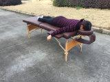 Tableau de massage de bois de construction, divans portatifs de massage