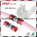 Connecteur droit de Microduct de HDPE, aperçu gratuit, couplage de Microduct de HDPE, conduit 10/8mm, fabriqué en Chine, prix modéré