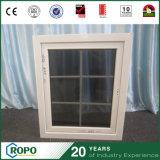 PVC에 의하여 이중 유리로 끼워지는 Windows, 태풍 충격 Windows 제조자