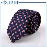 Hundrend Form-Entwurfs-Aktien gesponnene Krawatte