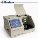 Probador eléctrico automático de la acidez del petróleo del aislante de la extracción