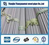 38.1X1.2mm, tubo saldato diametro dell'acciaio inossidabile di lunghezza 6metre