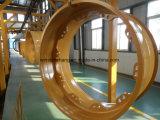 Das weg Straßen-Stahl-Rad
