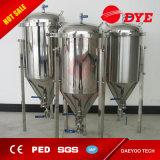 ステンレス鋼ビール醸造装置の/Grainの発酵槽