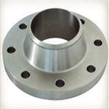 Flange plana de aço inoxidável de aço inoxidável 316