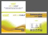 Goedkope CCS UTP Kabel 0.45mm 0.5mm 0.48mm 0.56mm van het Voorzien van een netwerk van FTP Cat5e CAT6 Kabel Ethernet