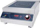 Table de cuisson à induction professionnelle de haute qualité pour l'équipement de cuisine de l'hôtel