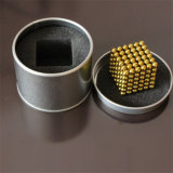 Imanes de 5 mm 3 mm 216pcs mágica bola magnética de neodimio de la esfera
