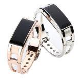 Fréquence cardiaque sèche de bracelet de WiFi d'acier inoxydable