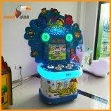 Máquina de jogo do campo de jogos do divertimento das crianças da série da música para bater o polvo