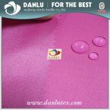 Polyester 210d Oxford Fabric PU 100% Coated 1000mm Water Pressure