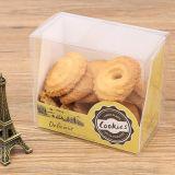 工場熱い販売法の食品等級の印刷の空想のギフトのクッキーボックス(ペットボックス)