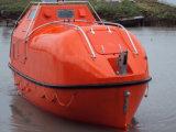 Solas, 4.90m feuerfestes freies Fall-Rettungsboot für Verkauf