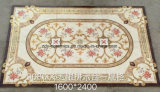 装飾的な床のカーペットの石の磁器のタイル