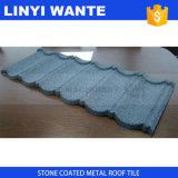 Камня цвета возникновения низкой цены плитка крыши металла красивейшего Coated