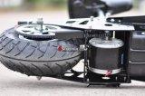 adulto eléctrico de la vespa del equilibrio elegante de la rueda 25km/H dos plegable la vespa eléctrica