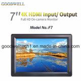 "1920X1200 IPS Panel 7 ""TFT LCD Monitor para câmera"