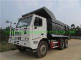 Caminhão de descarga hidráulico da mina de HOWO 6X4 371HP para a venda