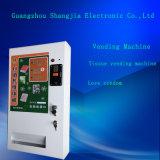 Máquina expendedora de la batería del tejido electrónico del control