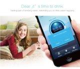 Bluetooth 4.0のスマートなコップのステンレス鋼の水差し