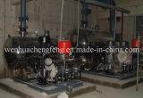 非負圧力建物の給水系統