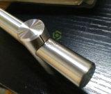 固体サテンのニッケルのキャビネットのハードウェアT棒ハンドルの引き