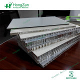 Panel de nido de abeja de aluminio para buque de pasajeros, Yate, Casa flotante