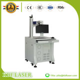 Máquina do marcador do laser da fibra para o PVC do ABS dos metais