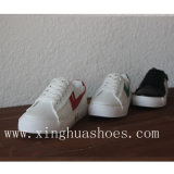 Chaussures de toile avec le confort lumineux de couleur