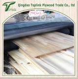 Chapas de madera de encofrado de la losa de concreto de China