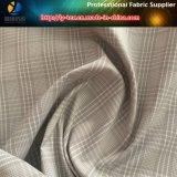 Tela teñida del Spandex del telar jacquar de los hilados de polyester