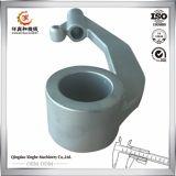 303 Edelstahl Silical Magnetspule-Gussteil-Steuerarm-Stahlgußteil mit dem Starten